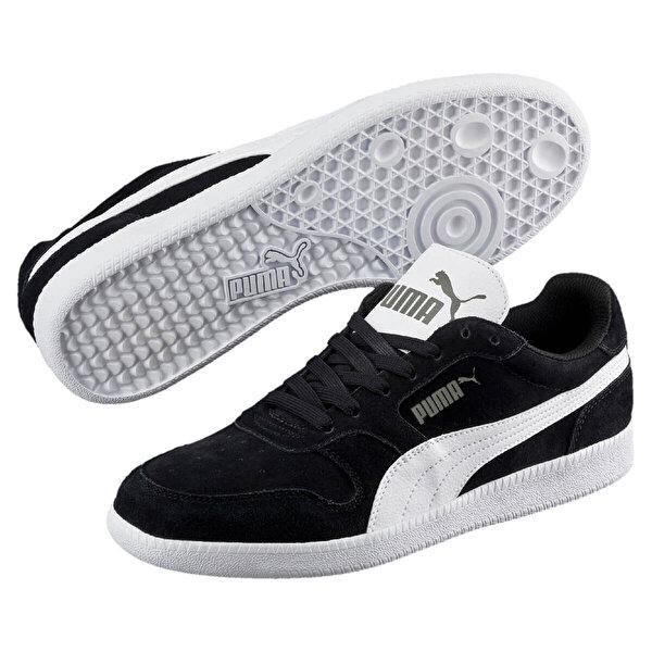 Puma ICRA TRAINER SD Siyah Erkek Sneaker Ayakkabı