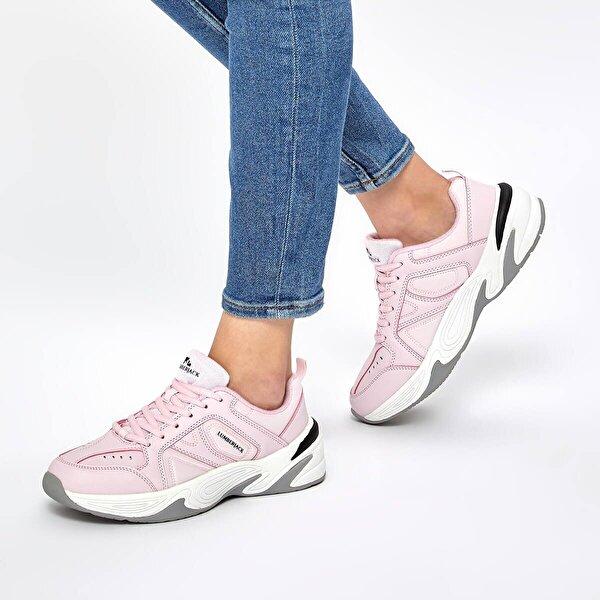 Lumberjack LEGEND WMN 9PR Pembe Kadın Sneaker Ayakkabı