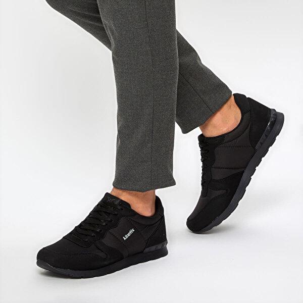 Kinetix TERIN 9PR Siyah Erkek Sneaker Ayakkabı