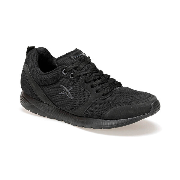 Kinetix CAPELLA Siyah Erkek Sneaker Ayakkabı