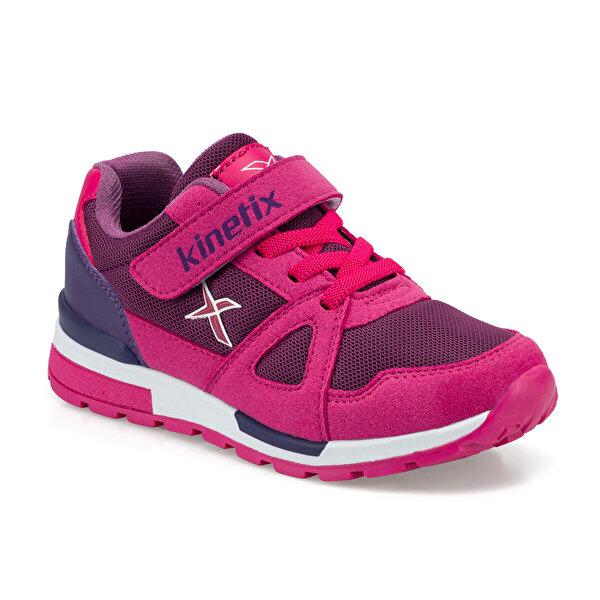 Kinetix RIVERO Mor Kız Çocuk Sneaker Ayakkabı