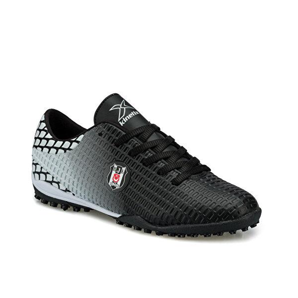 Bjk SERGI TURF  Siyah Erkek Halı Saha Ayakkabısı