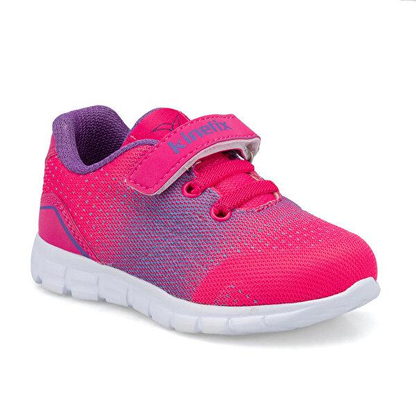 Kinetix ECOS Fuşya Kız Çocuk Koşu Ayakkabısı