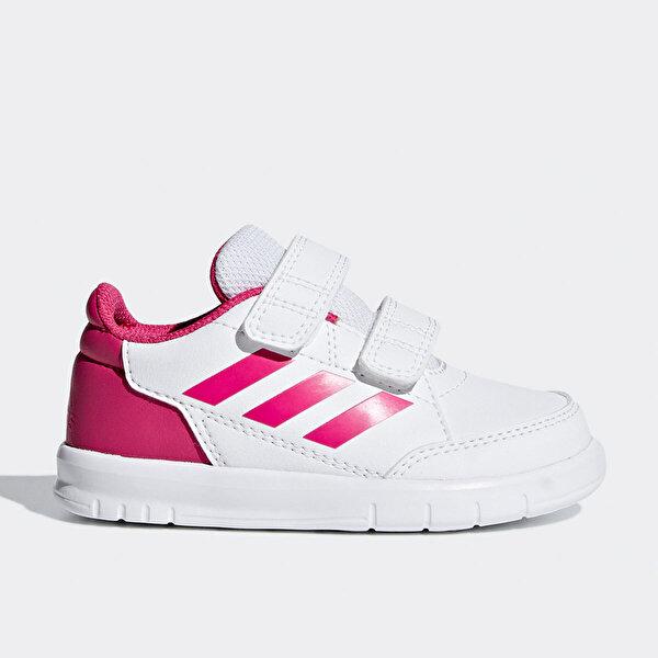 Adidas ALTASPORT CF Beyaz Kız Çocuk Sneaker Ayakkabı