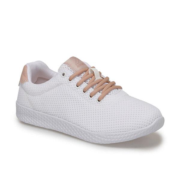 Kinetix AREL MESH W Beyaz Kadın Sneaker Ayakkabı