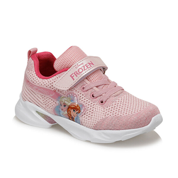 Frozen 91.MILLEY.F Pembe Kız Çocuk Spor Ayakkabı