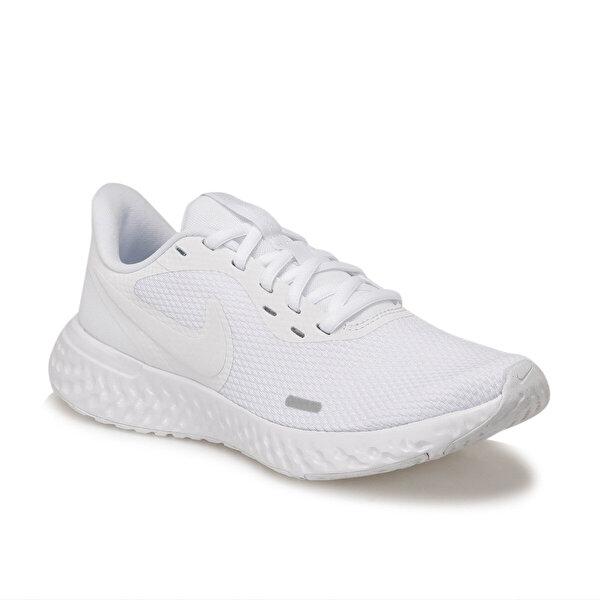 Nike WMNS  REVOLUTION 5 Beyaz Kadın Koşu Ayakkabısı