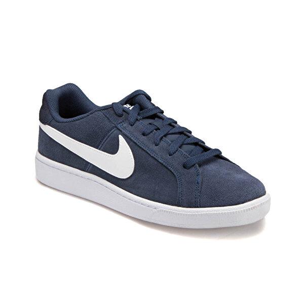 Nike COURT ROYALE SUEDE Lacivert Erkek Sneaker Ayakkabı