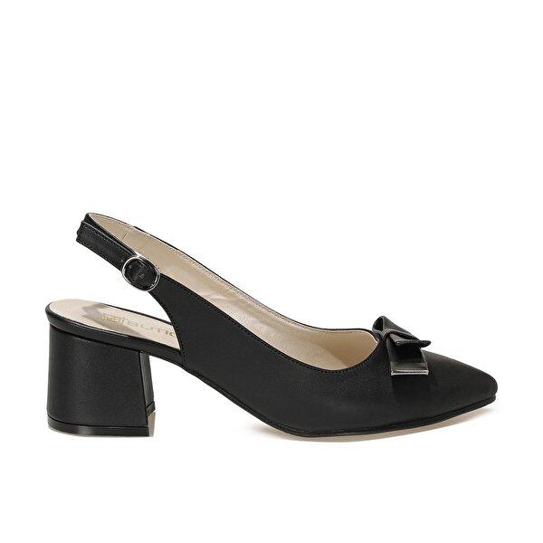 Butigo DANNEL 1FX Siyah Kadın Gova Ayakkabı