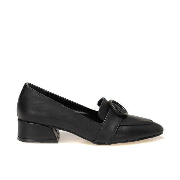 Butigo JENNY 1FX Siyah Kadın Loafer Ayakkabı