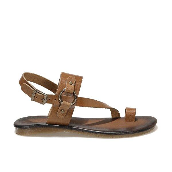 Butigo KALEY 1FX Taba Kadın Sandalet