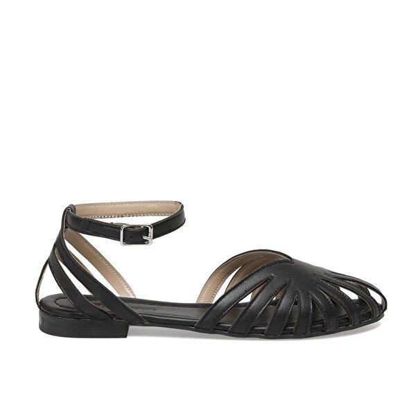 Butigo DEVİN 1FX Siyah Kadın Sandalet