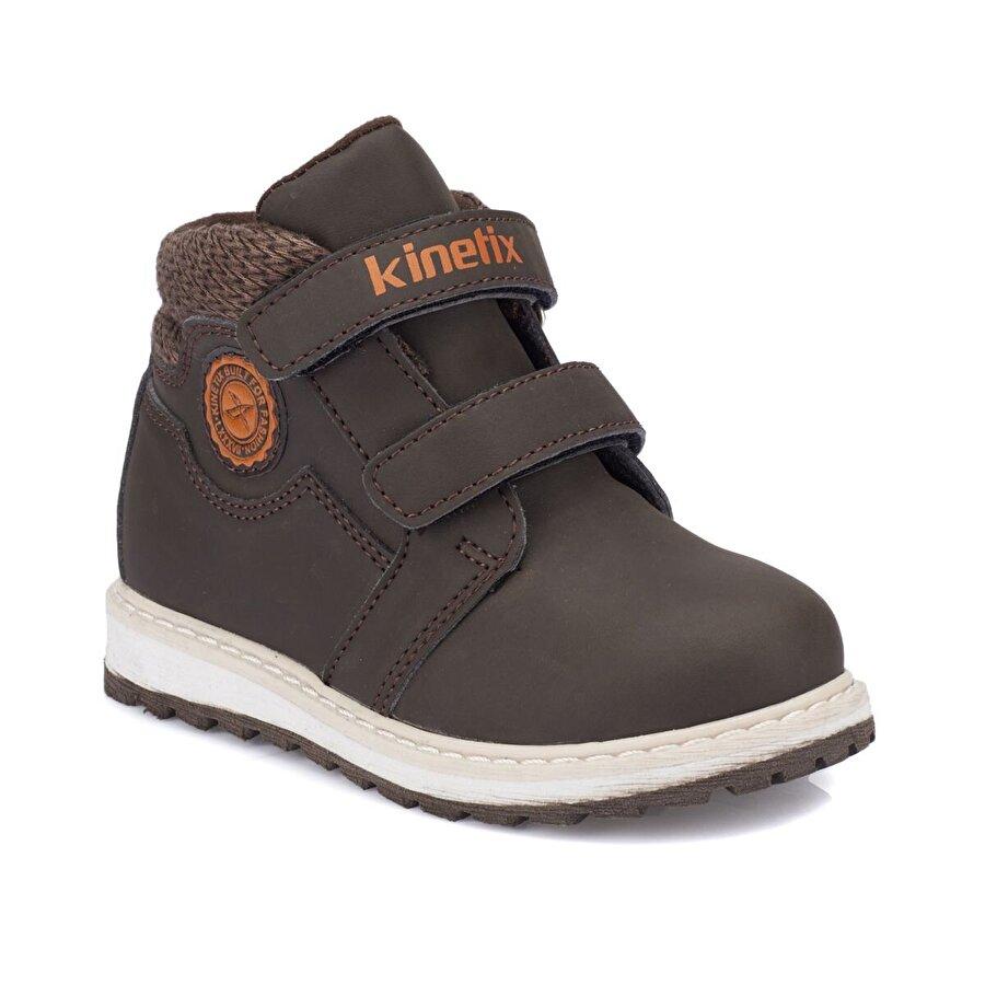 Kinetix POLGAR Kahverengi Erkek Çocuk Sneaker Ayakkabı