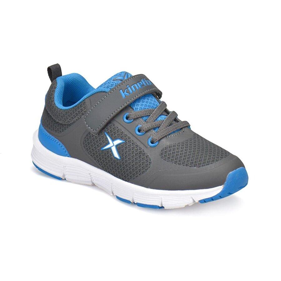 Kinetix CASCADE Gri Erkek Çocuk Yürüyüş Ayakkabısı