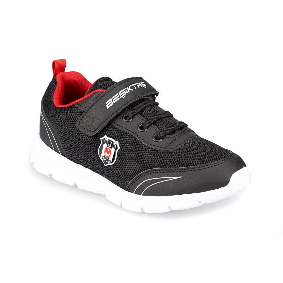 Bjk YANNI  Siyah Erkek Çocuk Koşu Ayakkabısı
