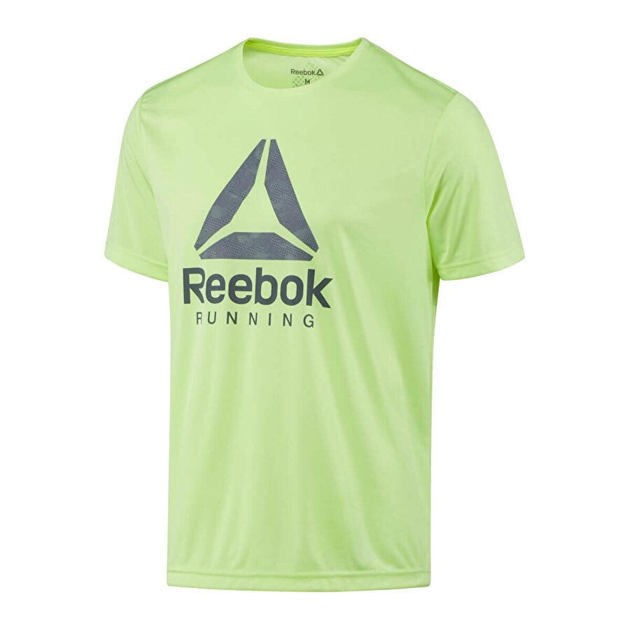 Reebok BR4414 Yeşil Erkek T-Shirt