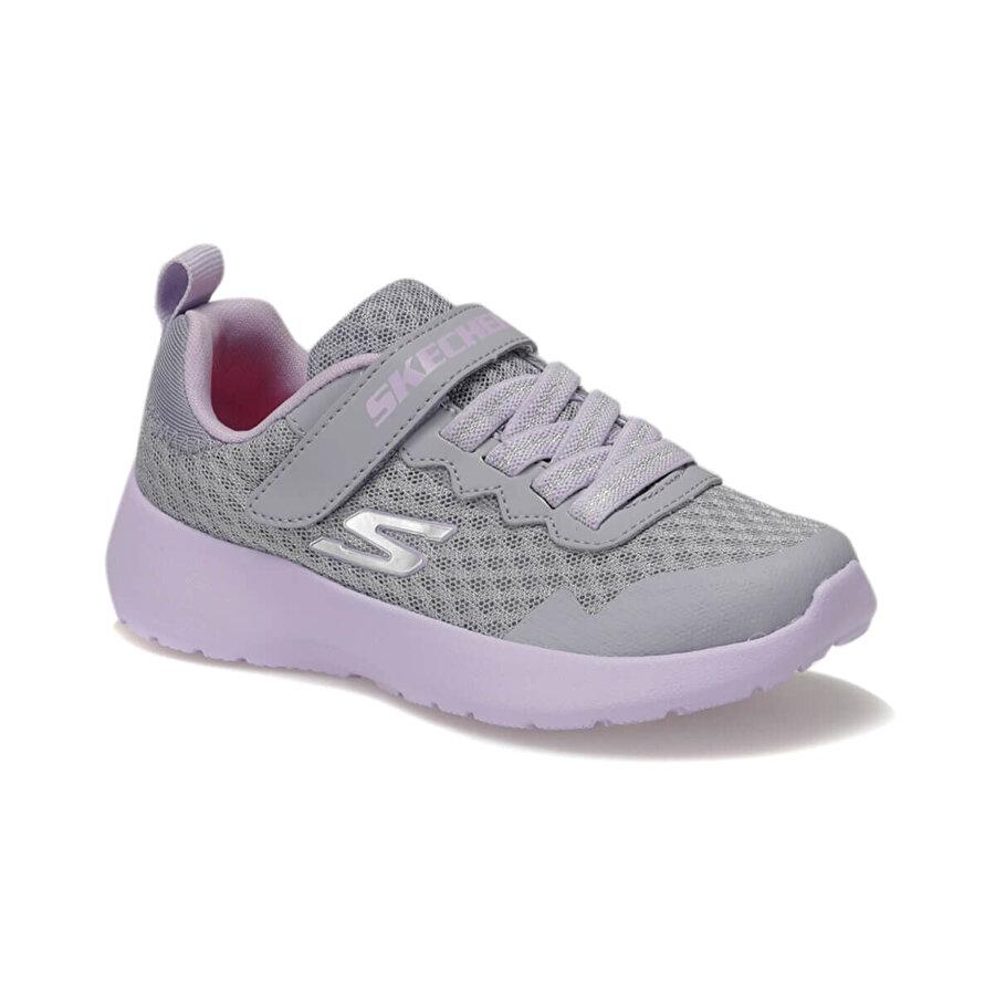 Skechers DYNAMIGHT Gri Erkek Çocuk Yürüyüş Ayakkabısı