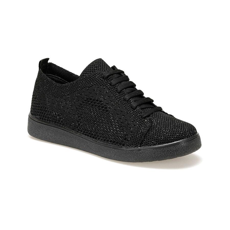 Kinetix ALMIR Siyah Kadın Sneaker Ayakkabı