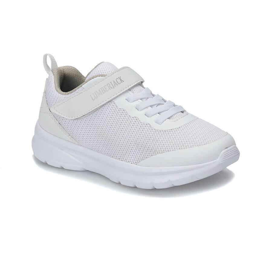 Lumberjack RUN Beyaz Kız Çocuk Yürüyüş Ayakkabısı
