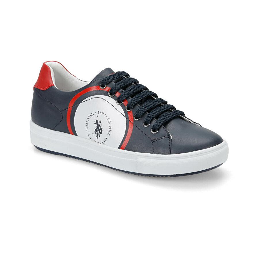 U.S. Polo Assn. NICOLAS Lacivert Kadın Sneaker Ayakkabı