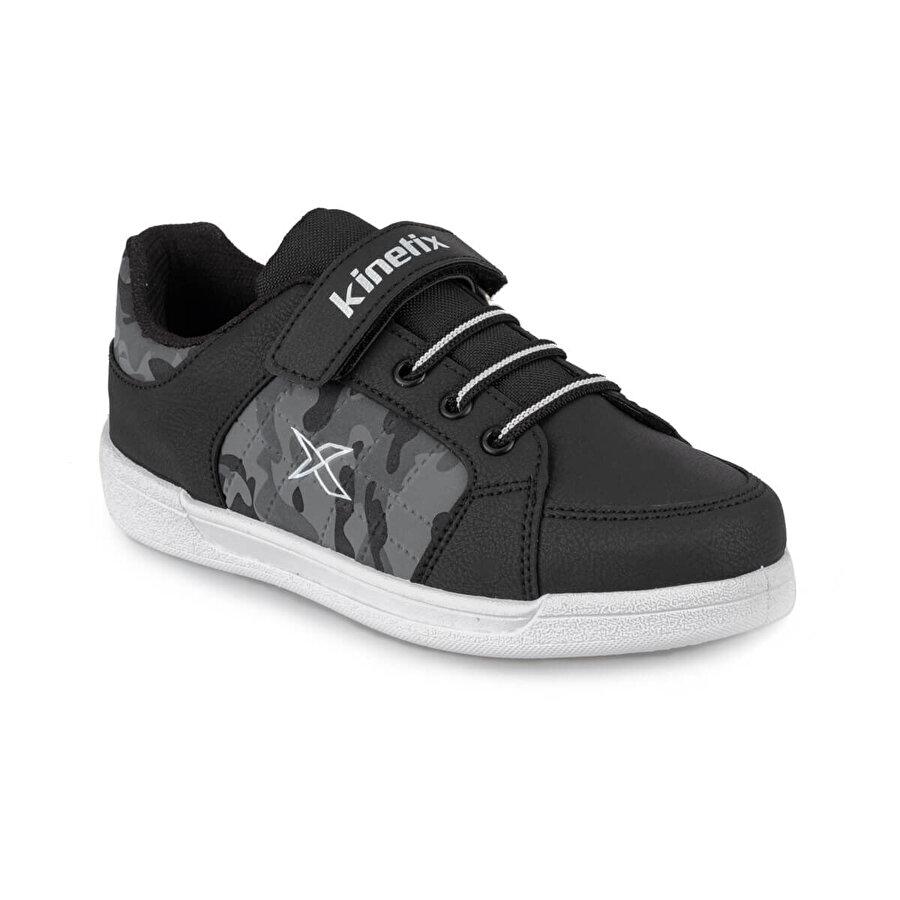Kinetix LENKO C 9PR Siyah Erkek Çocuk Sneaker Ayakkabı