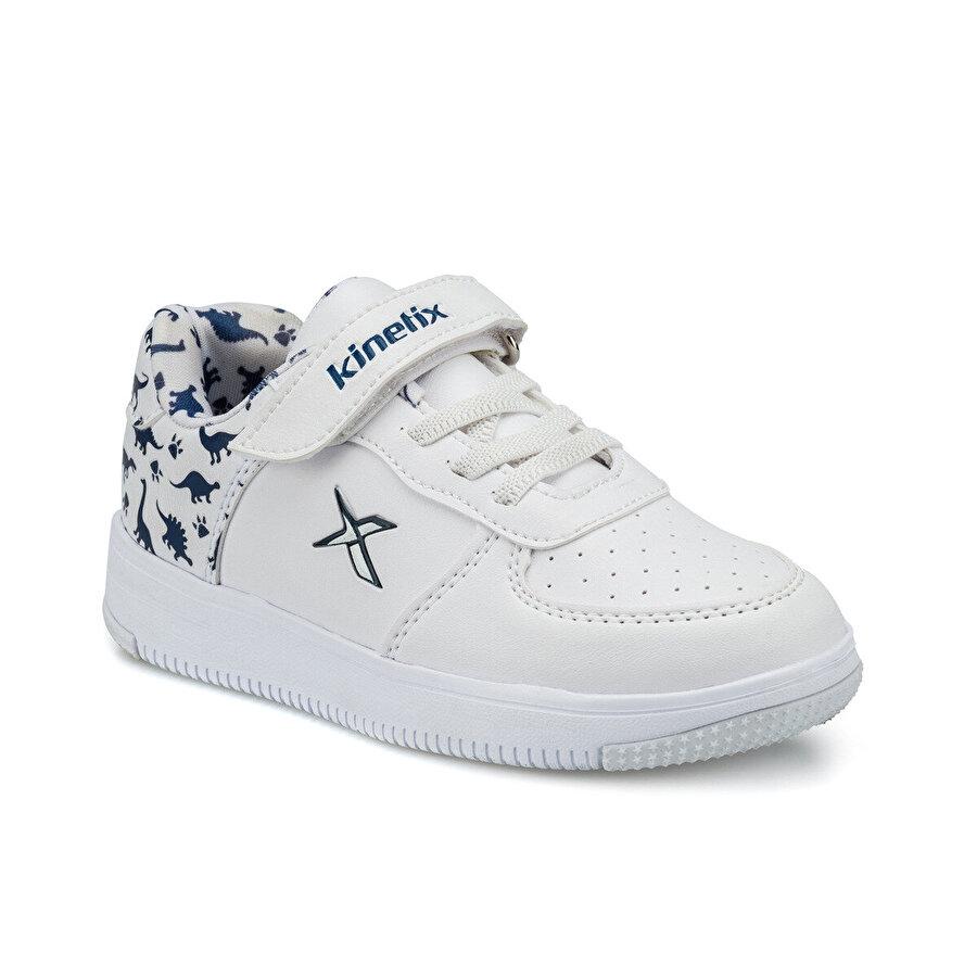 Kinetix KALEN BOY Beyaz Erkek Çocuk Sneaker Ayakkabı