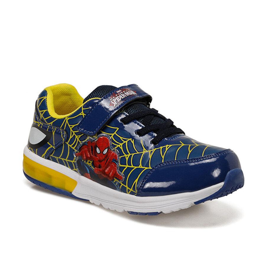 Spiderman EKAN Lacivert Erkek Çocuk Spor Ayakkabı