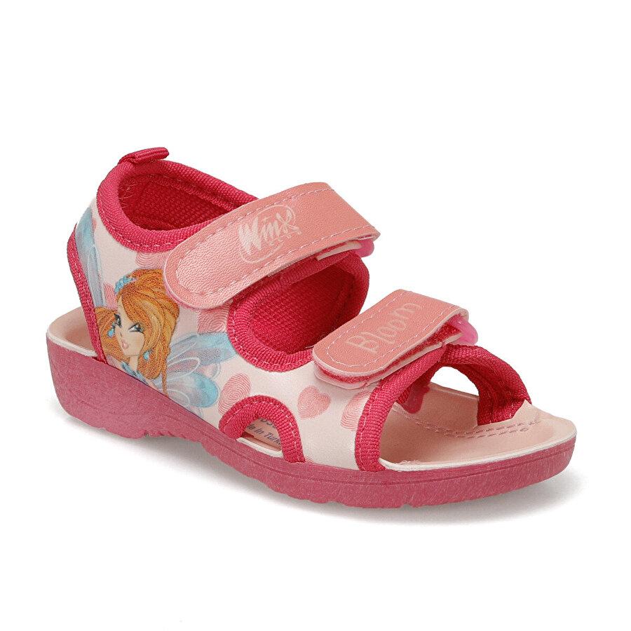 Winx 91.FUSSY.P Pembe Kız Çocuk Sandalet