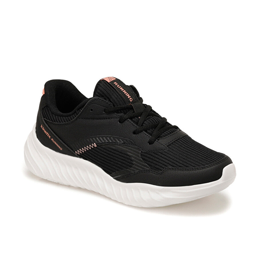 Kinetix ADREM W Siyah Kadın Koşu Ayakkabısı