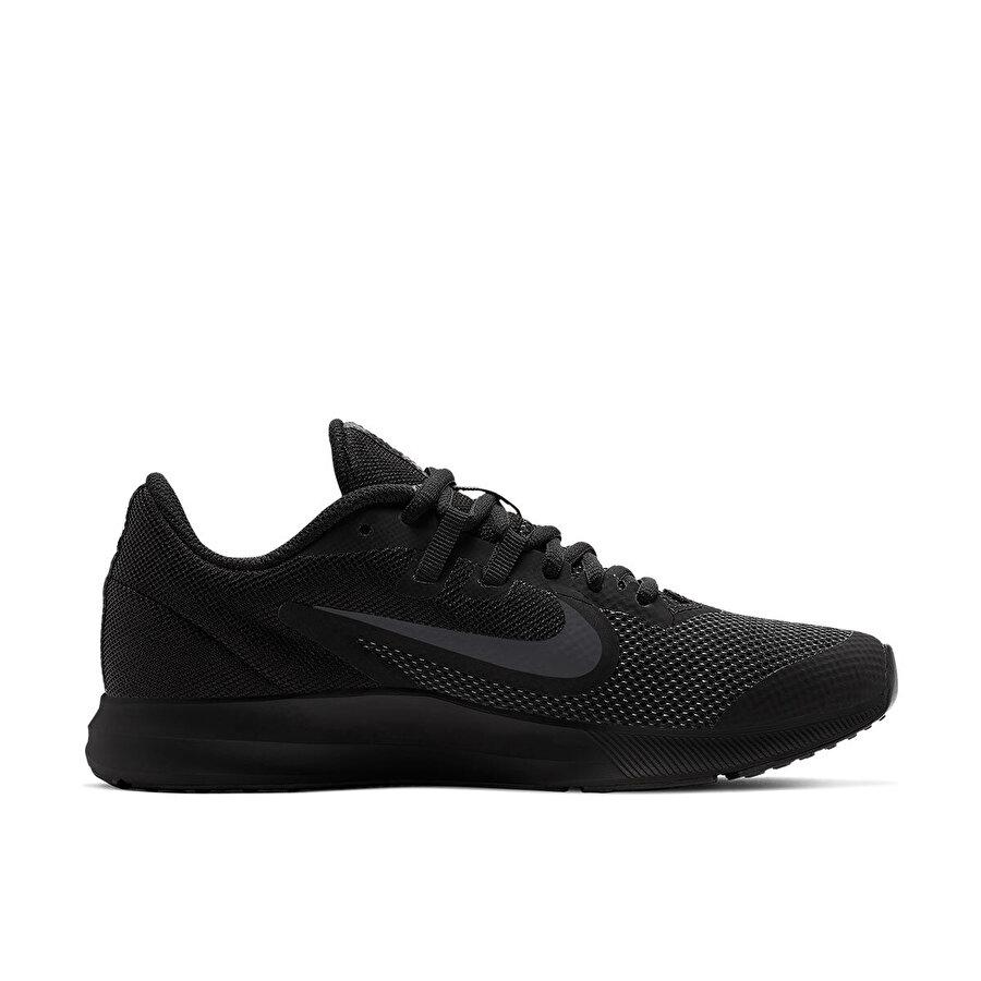 Nike DOWNSHIFTER 9 (GS) Siyah Erkek Çocuk Koşu Ayakkabısı