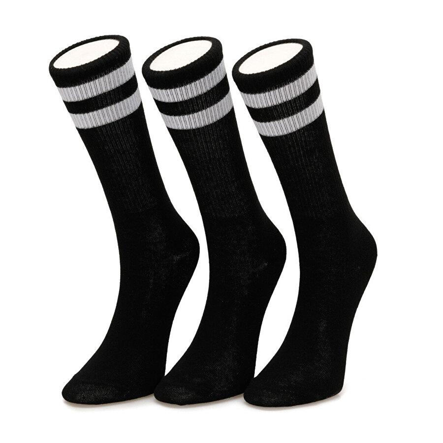 Lumberjack MONA Siyah Kadın Çorap