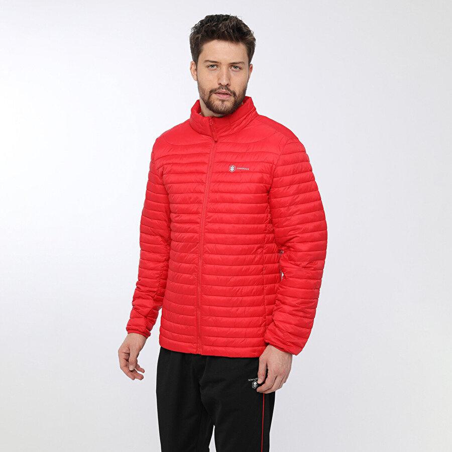 Lumberjack PERRY COAT Kırmızı Erkek Mont