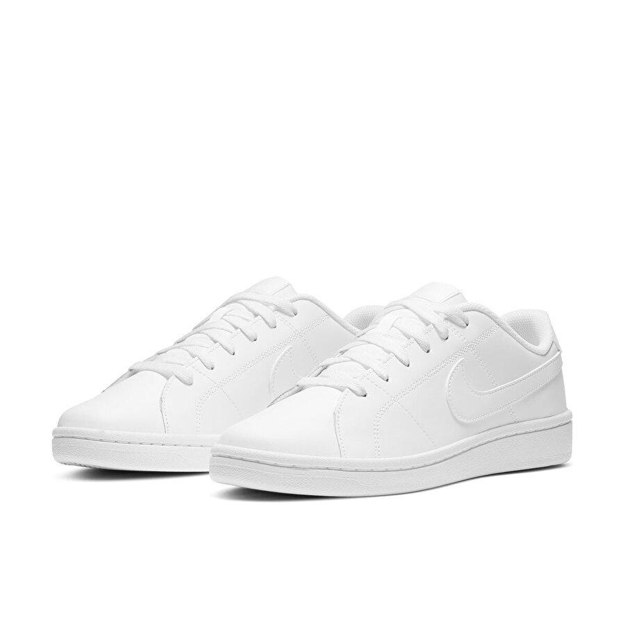 Nike COURT ROYALE 2 Beyaz Erkek Sneaker Ayakkabı