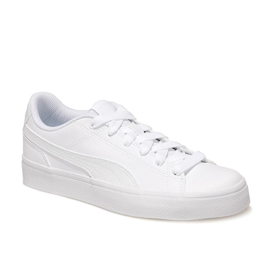 Puma COURT POINT VULC V2 Beyaz Kadın Sneaker Ayakkabı