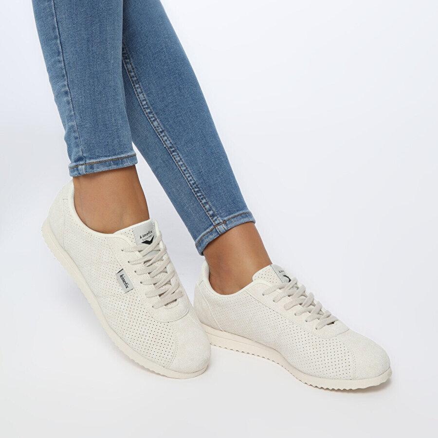 Kinetix CARINA Beyaz Kadın Sneaker Ayakkabı