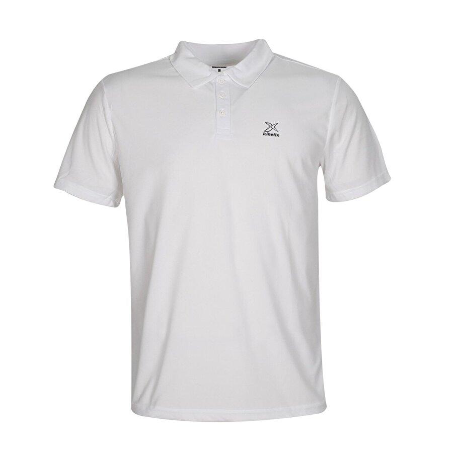 Kinetix SN328 OLIVER POLO T-SHIRT Beyaz Erkek T-Shirt