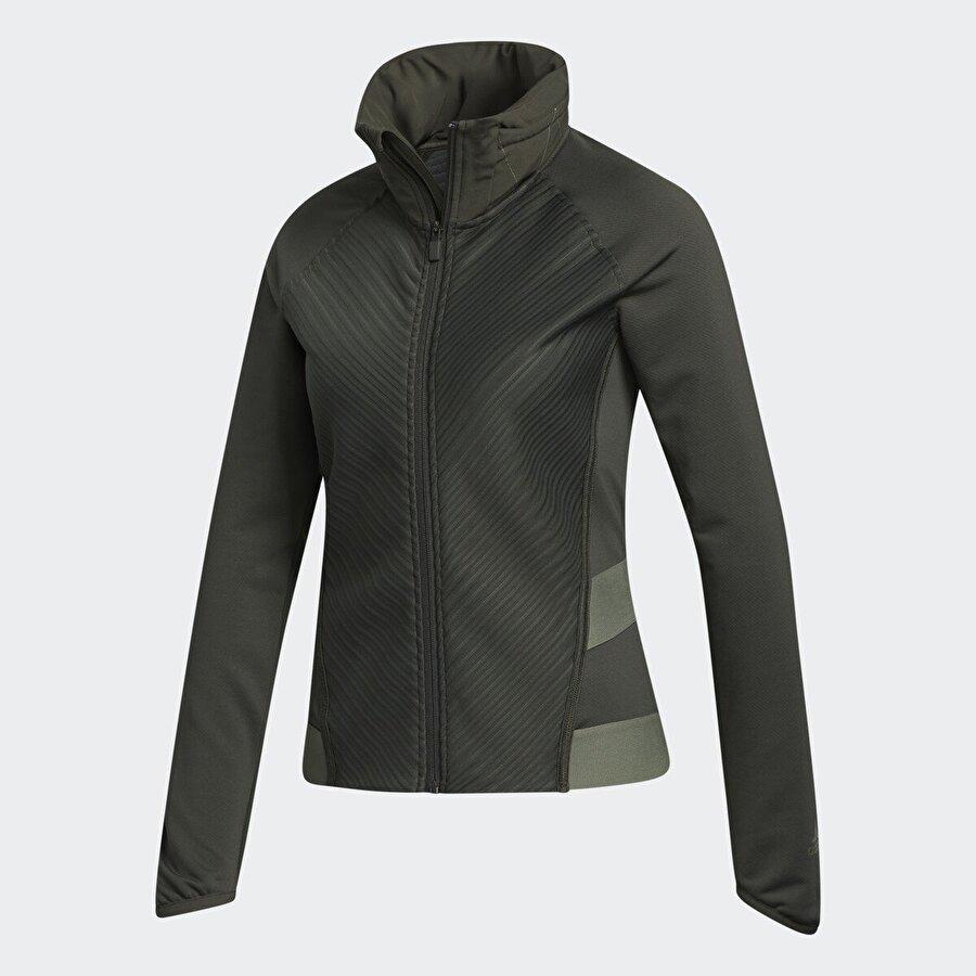 Adidas T JKT C.RDY Haki Kadın Ceket
