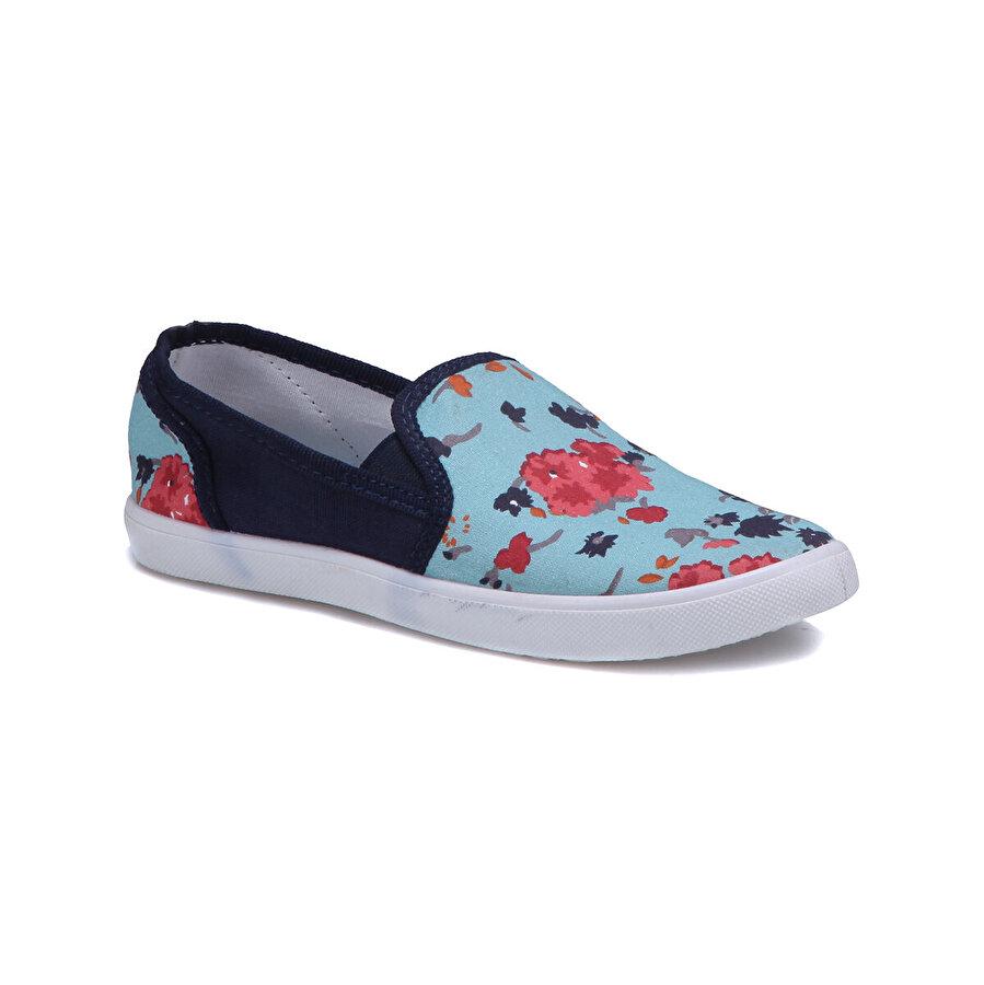 Kinetix 1241332 Mavi Kadın Ayakkabı