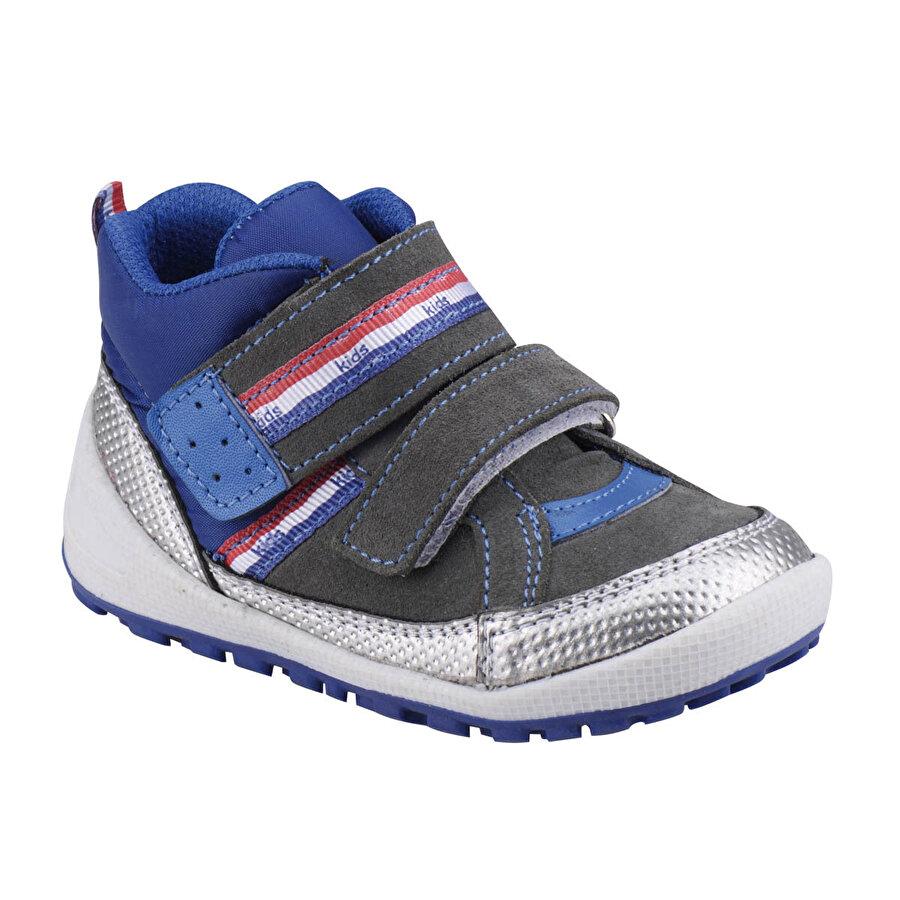 I Cool 346 Gri Erkek Çocuk Ayakkabı