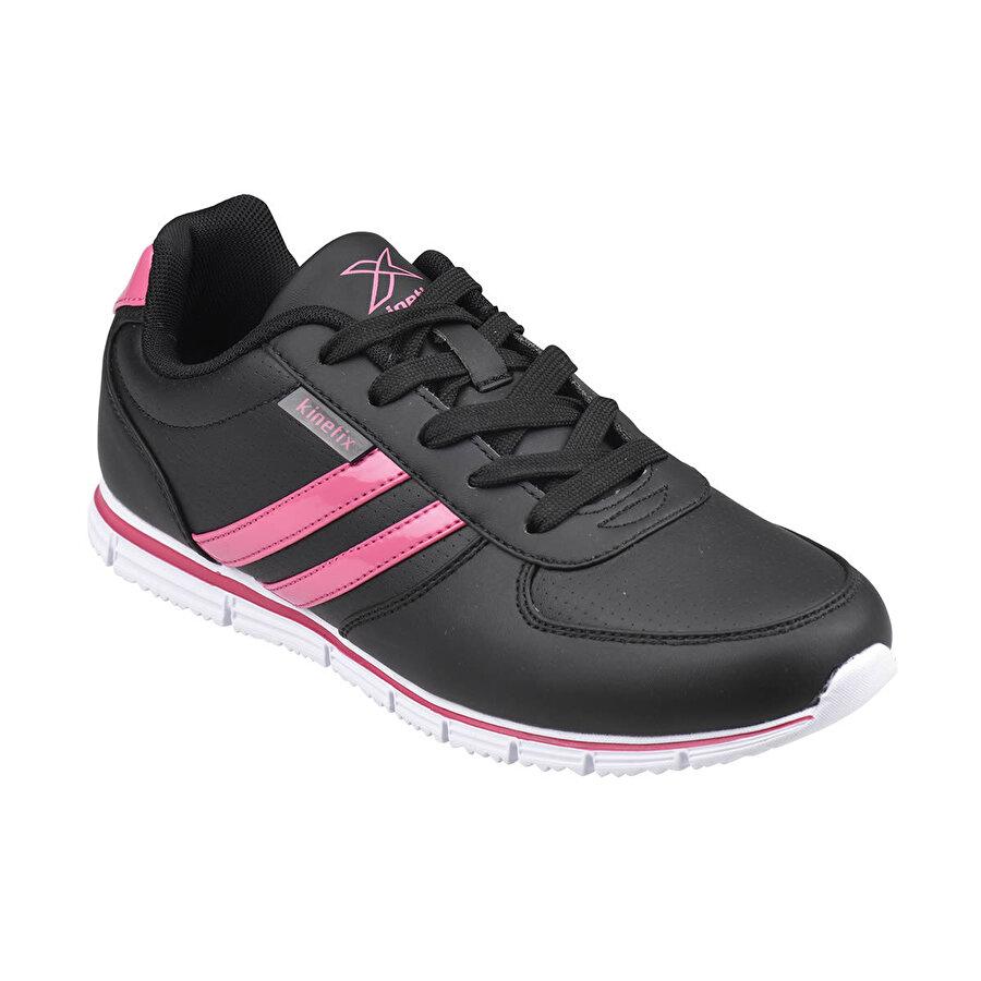 Kinetix 1275149 Siyah Kadın Sneaker Ayakkabı