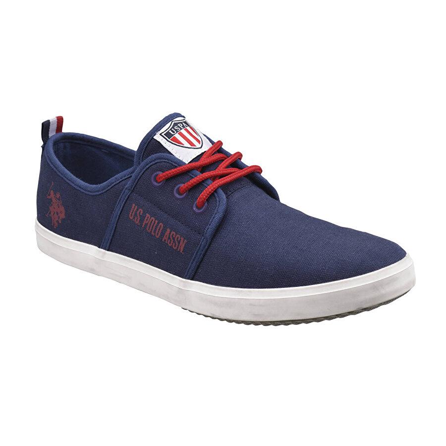 U.S. Polo Assn. A3351686 Lacivert Erkek Sneaker Ayakkabı