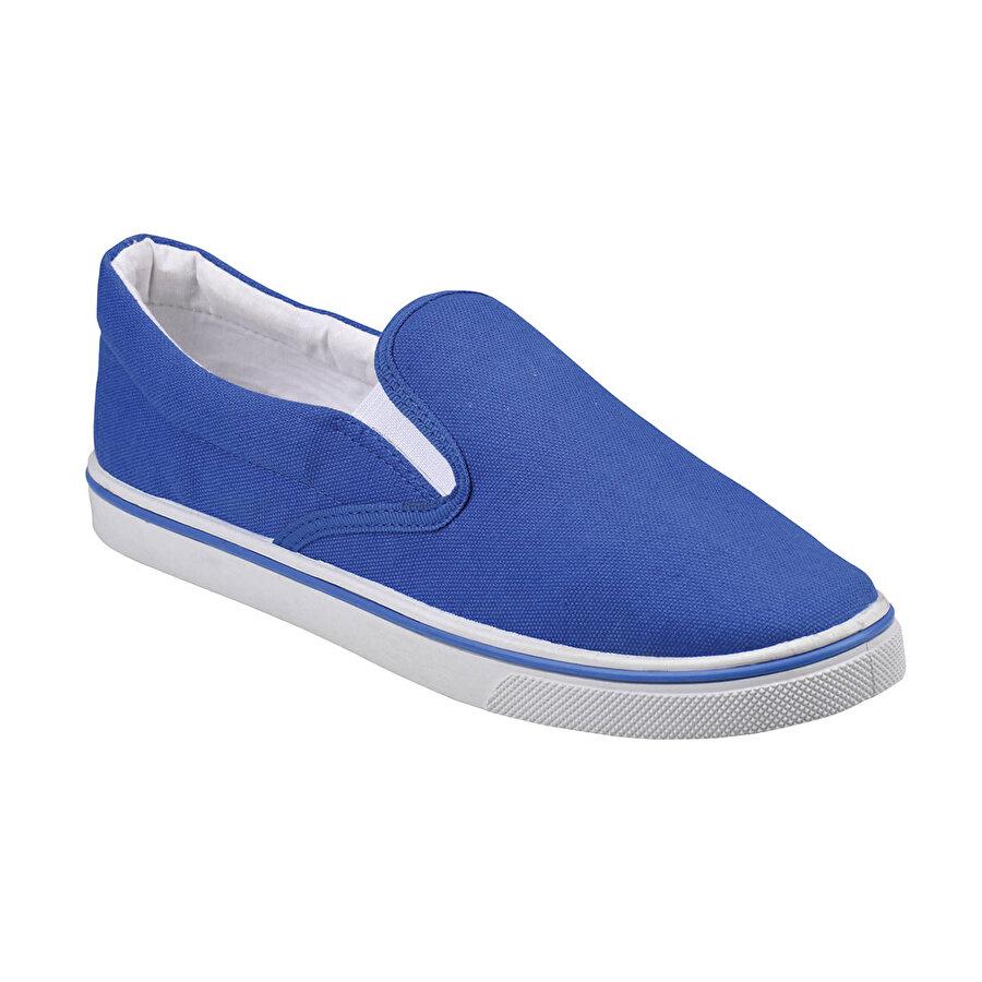 Kinetix A1288998 Mavi Kadın Slip On