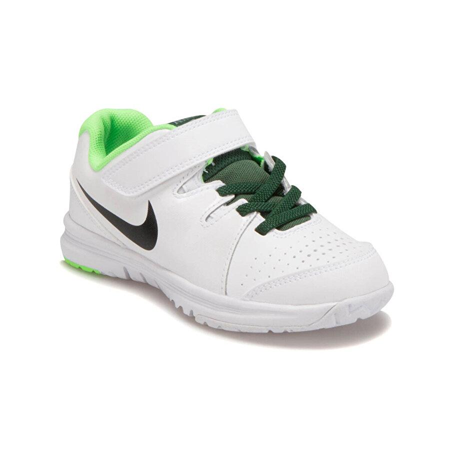 Nike VAPOR COURT (PSV) Beyaz Erkek Çocuk Tenis Ayakkabısı