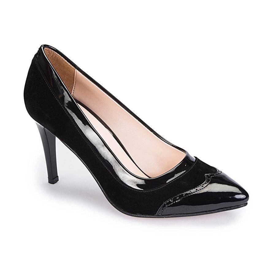 Polaris 62.309080.Z Siyah Kadın Ayakkabı