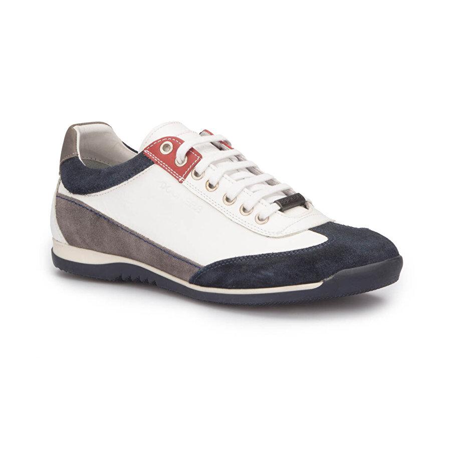 Dockers by Gerli 216130 Beyaz Erkek Klasik Ayakkabı