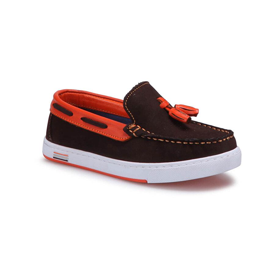 Lumberjack FRIDAY N Kahverengi Erkek Çocuk Loafer Ayakkabı