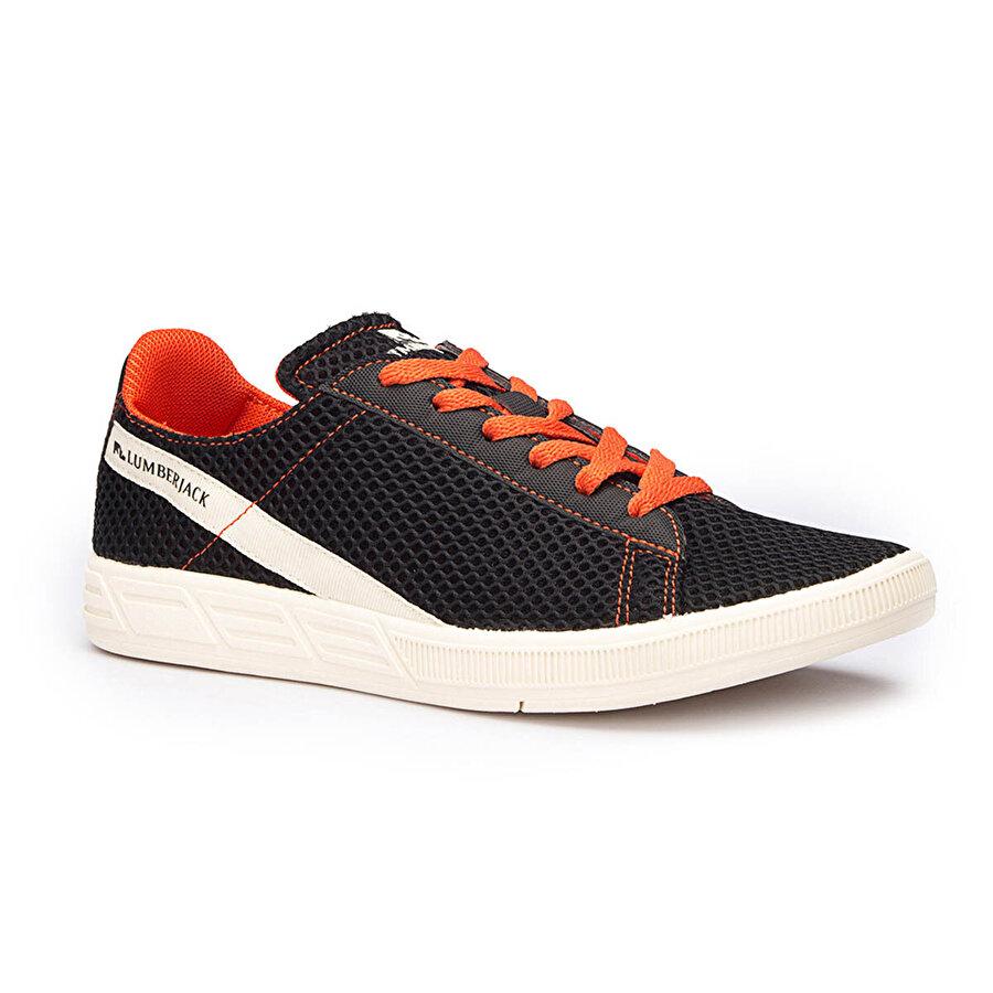 Lumberjack SPON Siyah Erkek Sneaker Ayakkabı
