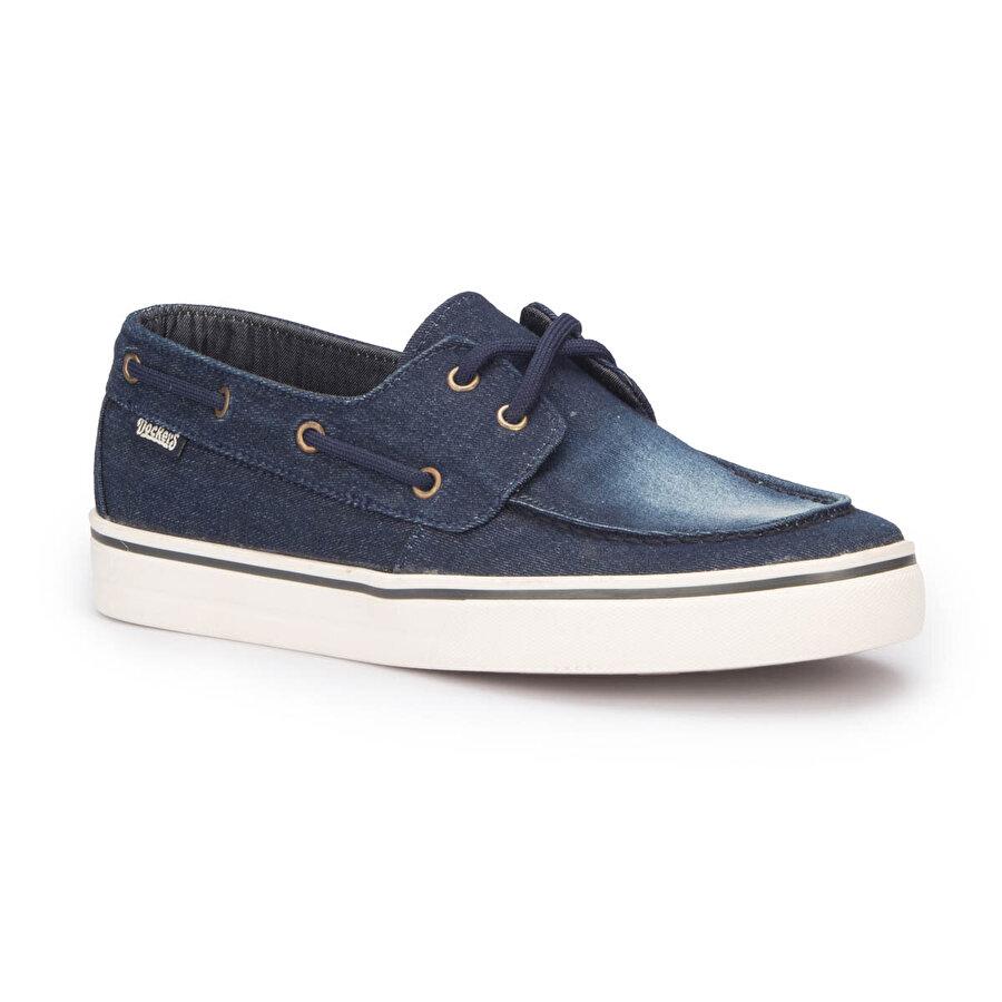 Dockers by Gerli 222520 Mavi Erkek Marin Ayakkabı