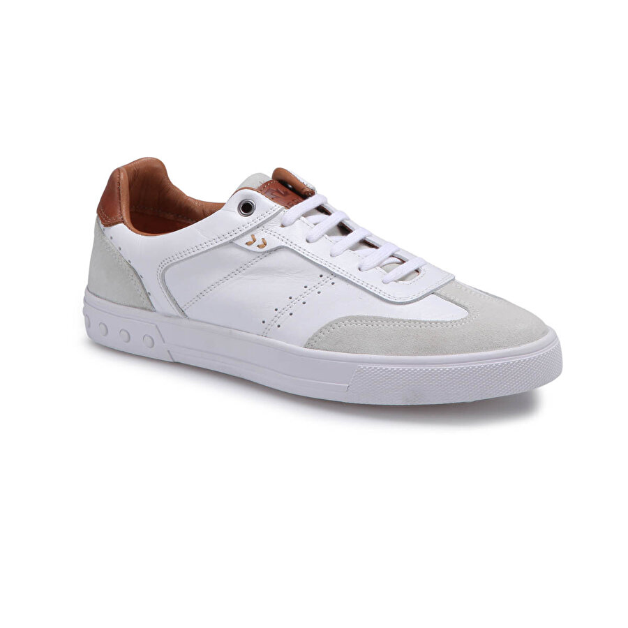 Lumberjack PLUM Beyaz Erkek Sneaker Ayakkabı