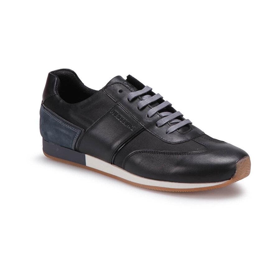 Lumberjack TEOG Siyah Erkek Klasik Ayakkabı